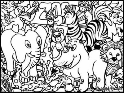 quadro-zoo